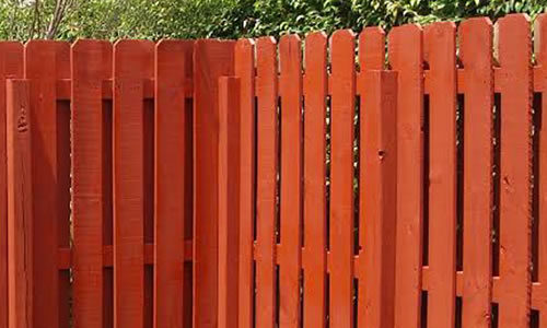 Fence Painting in Greensboro NC Fence Services in Greensboro NC Exterior Painting in Greensboro NC